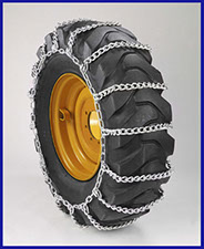 Tractor Snow Tire Chains